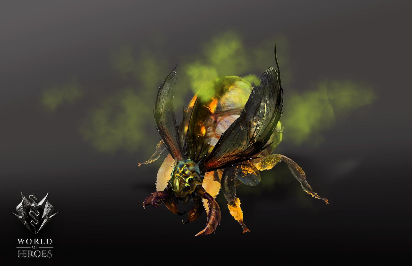 Bomber Bug 2