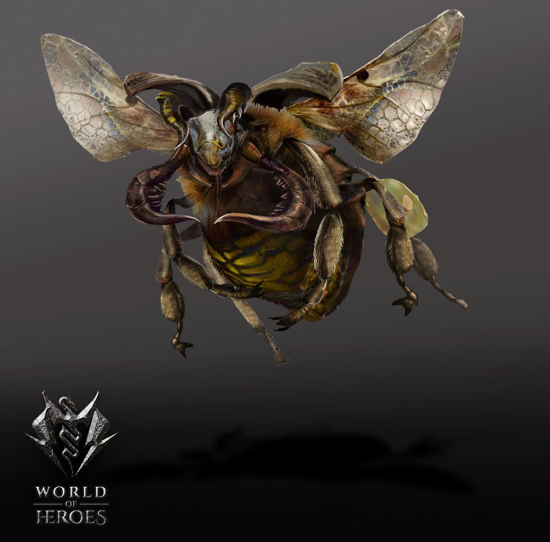 Bomber Bug 3