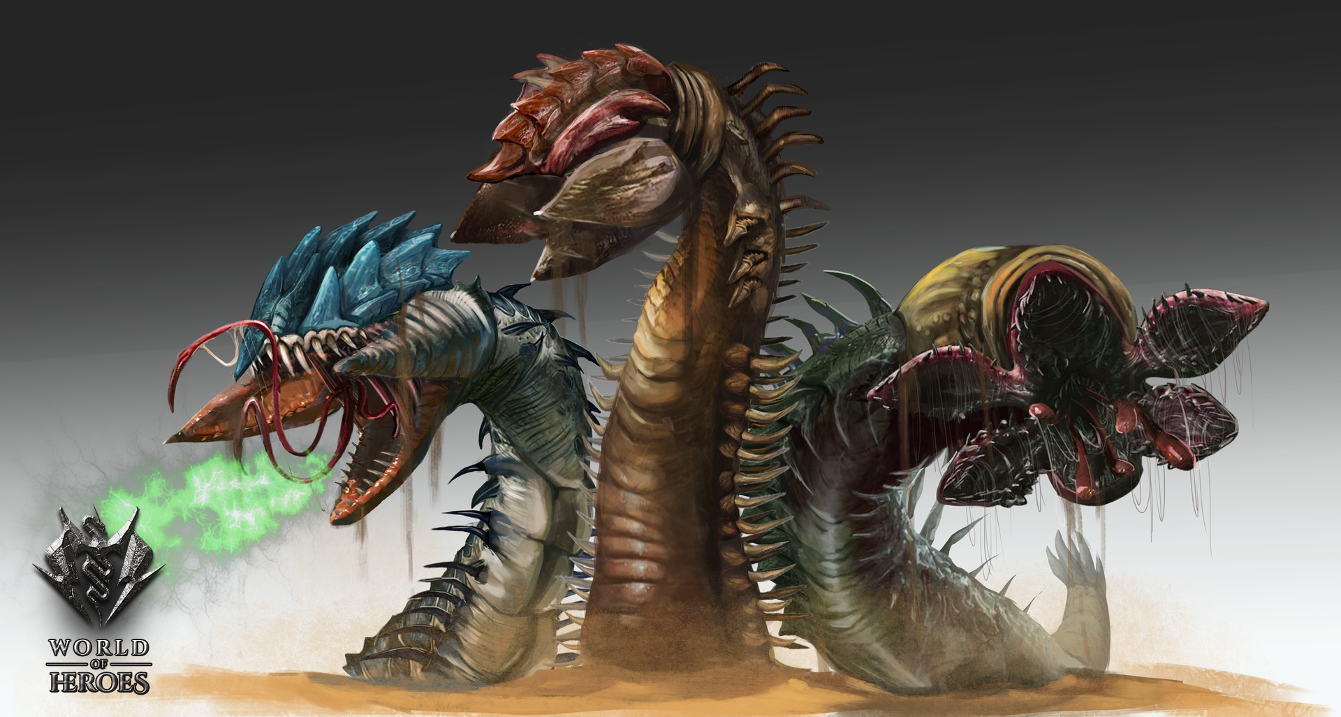 GiantWorm_ConceptArt_All