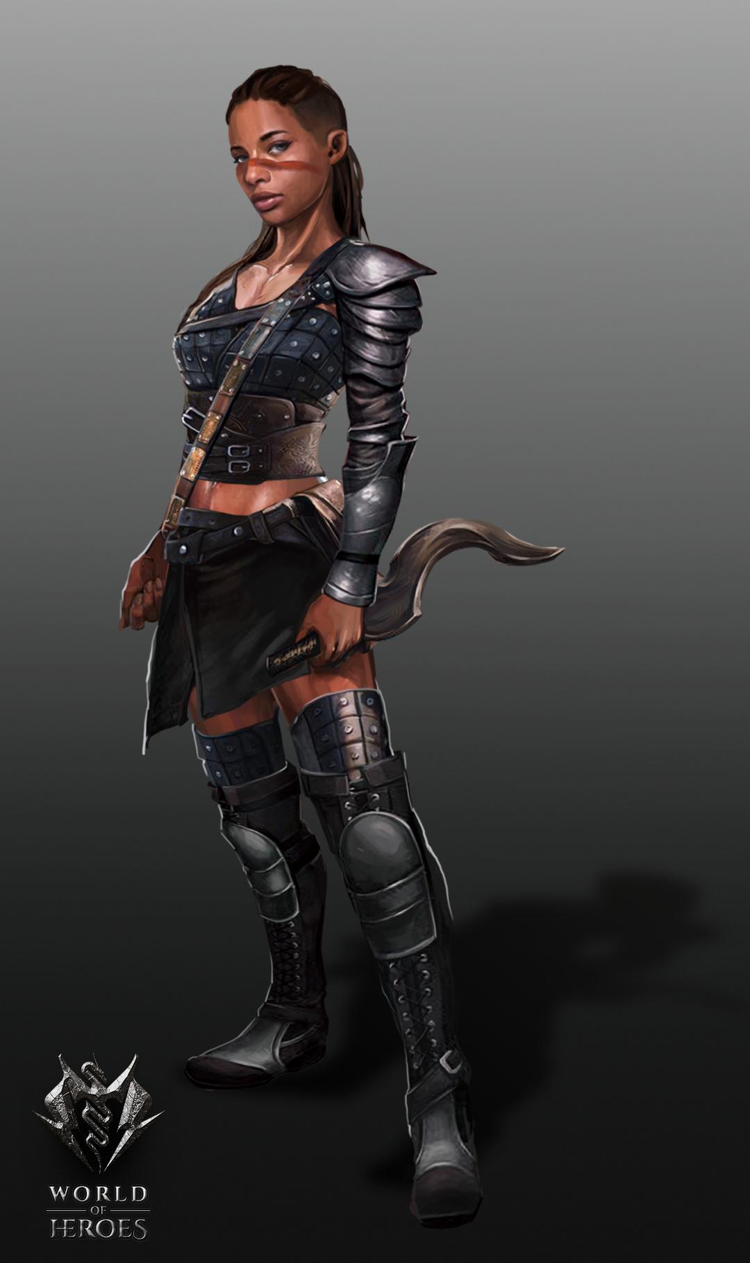 Human Female 2