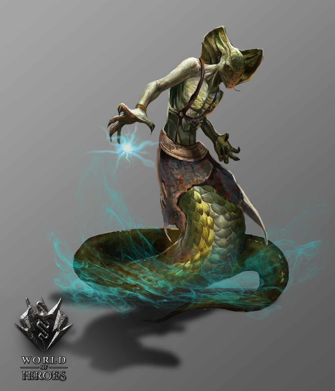 Serpent Warrior 1a
