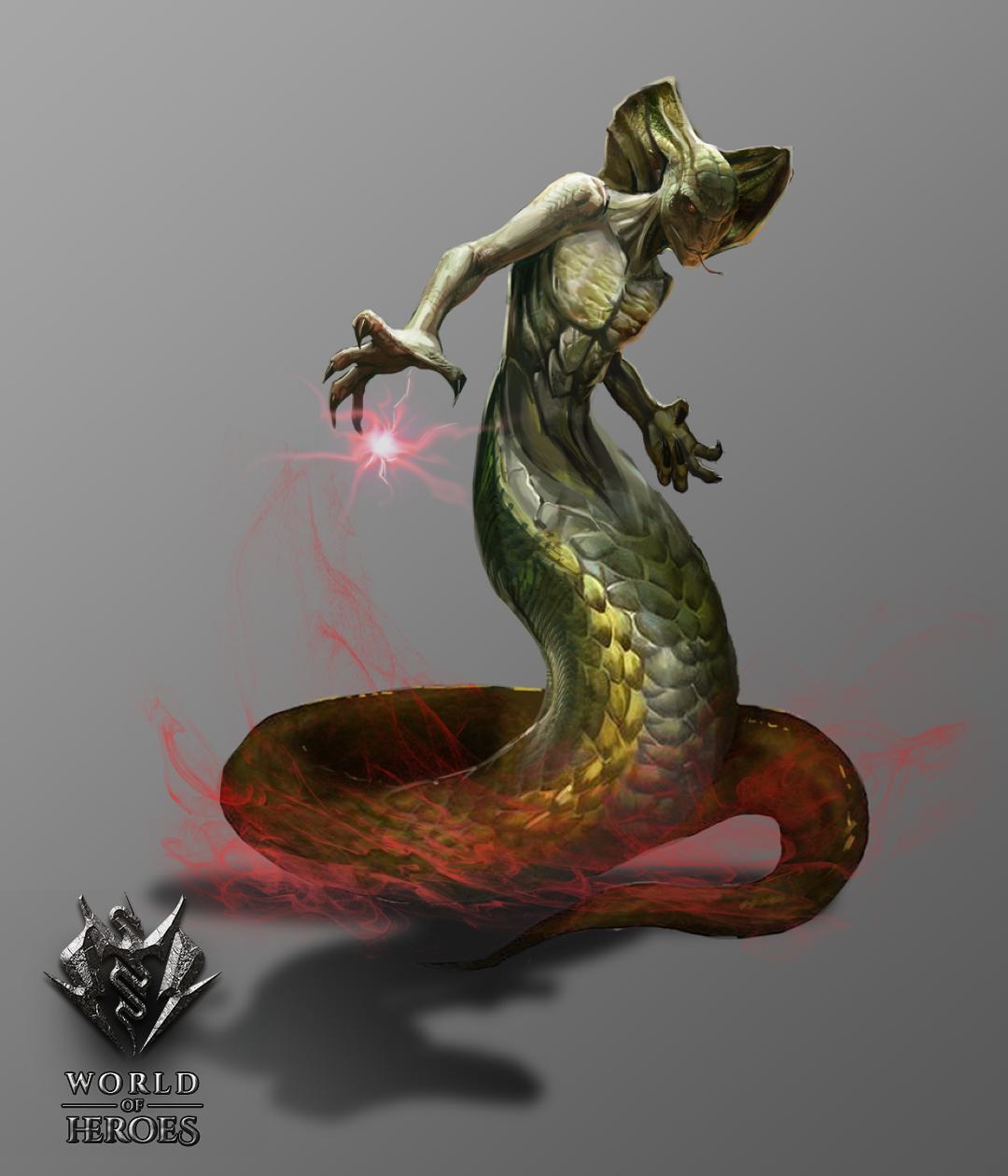 Serpent Warrior 1b