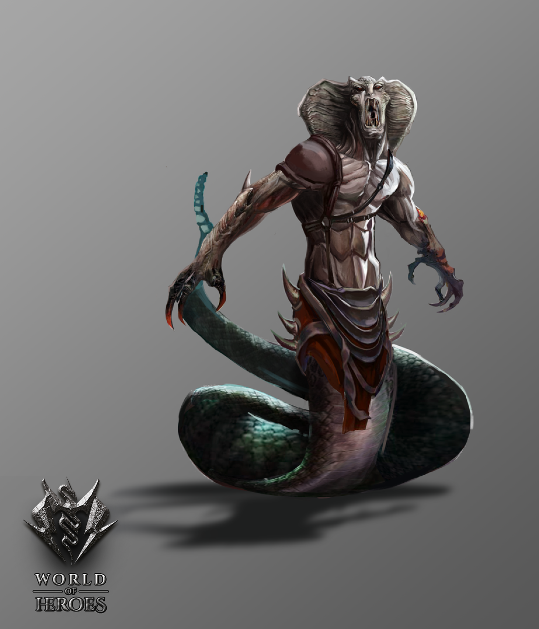 Serpent Warrior 3a